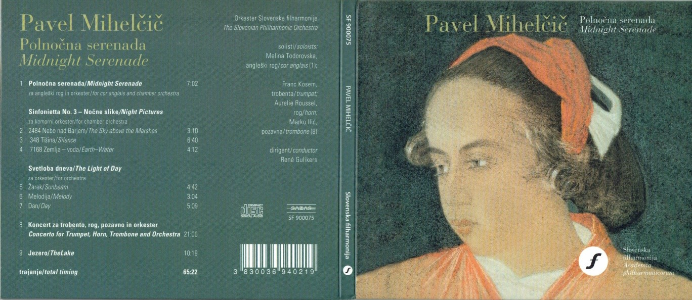 Cover cd Mihelcic