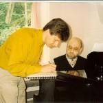 with Alexander Knaifel
