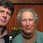 with Jacqueline Fontyn