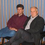 with Vinko Globokar